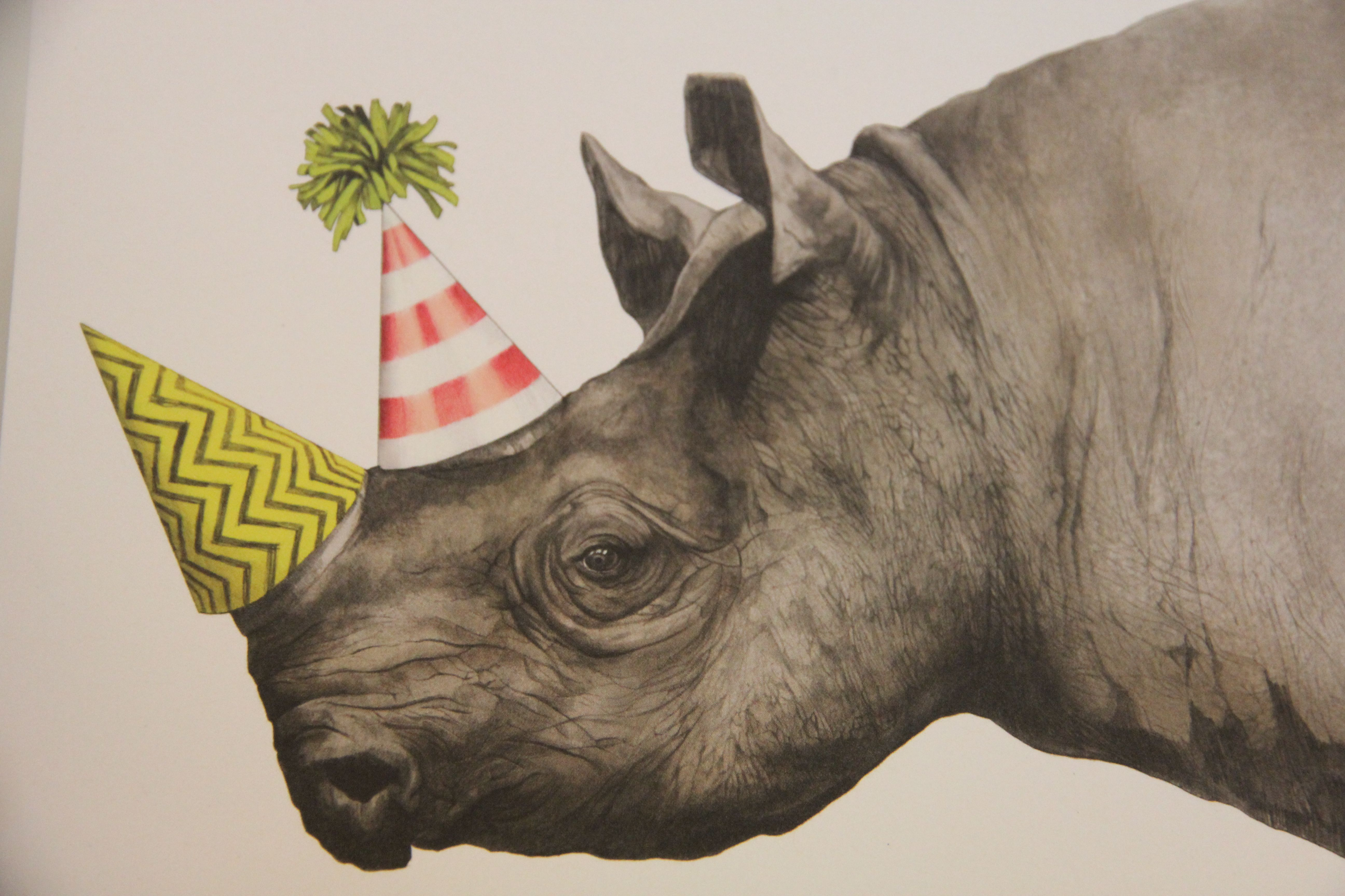 carte rhino party